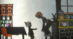 影絵屋さんSAKURAさんの影絵